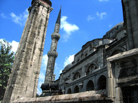 Mosque - Turkey - Istanbul 1