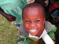 Smiling Kenyan Boy