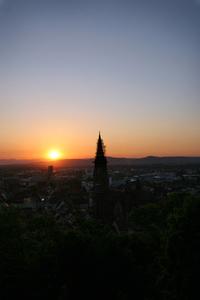 summer in freiburg