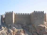 Castle on Faroun Island