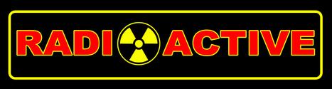 Danger radioactive 5