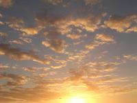 sunrise at Florianopolis II