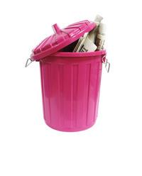 Trash Bin Full
