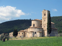 St. Antimo Abbey