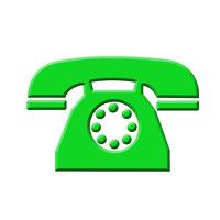 Telephone icon 8