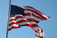 World Trade Centre USA Flag 6