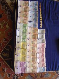 lotsa money