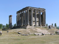 Temple of Zeus 1