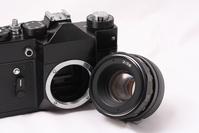 Old russian SLR camera 5