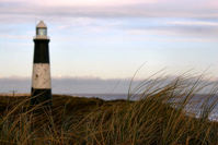 Blurred Lighthouse