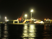 Docklands Night