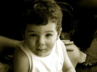 Nephew (sepia)