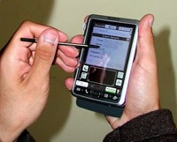 Sony Clie palm computer