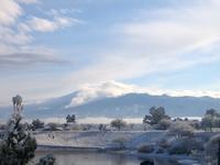 Snow In Tucson, AZ 4