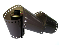 Film Negative (very old)