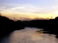long silent river