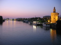 evening in Sevilla