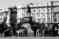 Milano piazza Duomo 1