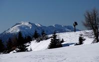Mountain Sunny day