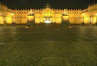 Castle Stuttgart HDR