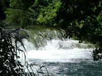 Waterfall on river Krka II