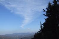 overhead landscape
