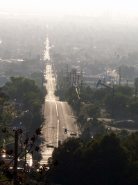 Average Smogy Californian Day