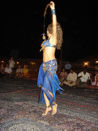 Woman Dancer 2