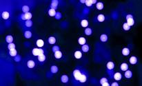 blue twinkling