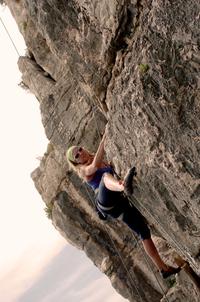 free Climbing in Gaeta 1