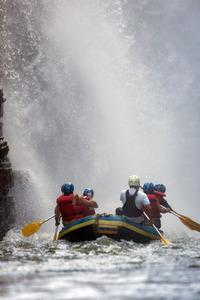 Rafting in Jaciara - Mato Grosso - Brazil 1