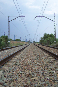 Railway track I