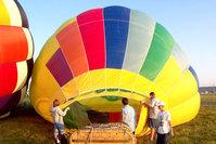 Firing up the family balloon