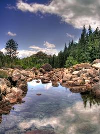Geres natural park