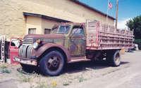 Cars & Trucks in Junkyards 18