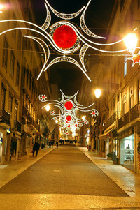 Luzes de Natal em Lisboa 3
