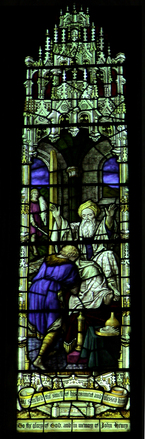 St. James Church Window 6