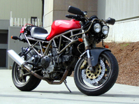 1995 Ducati 900SS (no fairing)