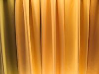 leather rainbow curtain