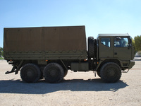 Military transport vehicles 1