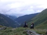 Mountain Climbing in Romania 2