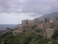 Vathia castles