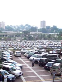 No more parking