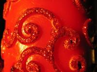 Swirl Candle