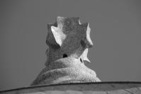 Gaudi roofs