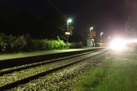 Nighttrain arriving