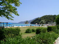 Beach Thassos 2
