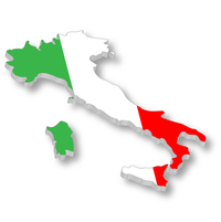 Italy Map 1