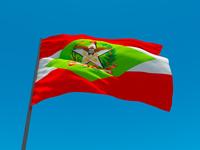 Bandeira Santa Catarina
