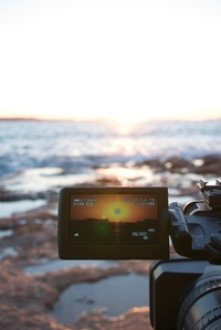 Sunset, camera video, atardecer, camara de video 5